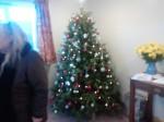 Christmas Tree at Ripley Chapel